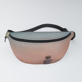 A world of illusions Fanny Pack