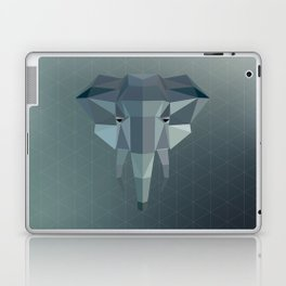Geometric Elephant Laptop & iPad Skin
