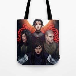 Avatar Villains Tote Bag