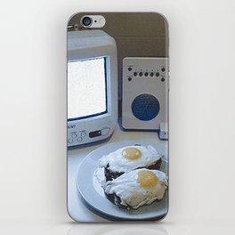Aesthetic Breakfast iPhone Skin