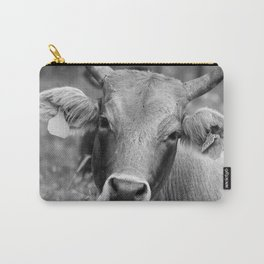 Cow 2 <3 Carry-All Pouch