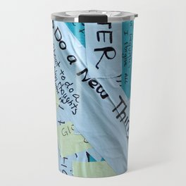Layered Voices Travel Mug