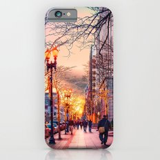Boston at Christmas. Slim Case iPhone 6