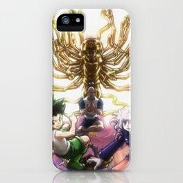 Hunter x Hunter iPhone Case