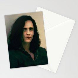 Loki - locked up Stationery Cards