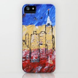New York by Michael iPhone Case