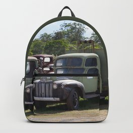 Old Ford Truck Backpack