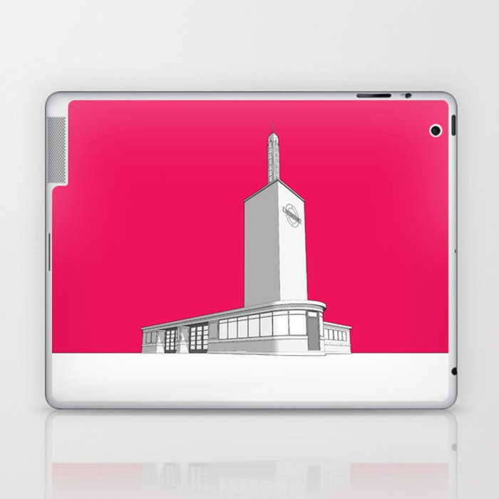 Osterley station Laptop & iPad Skin
