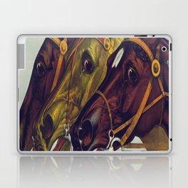 HORSE RACE Pop Art Laptop & iPad Skin