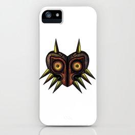 Majora's Mask iPhone Case