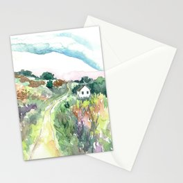 The Journey Home Stationery Cards