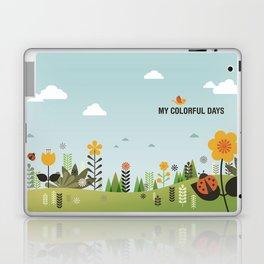 My Colorful Days Laptop & iPad Skin