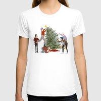 1d T-shirts featuring 1D XMAS by Tina Rojas