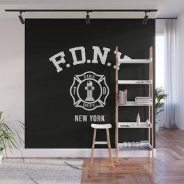 Firefighter Wall Mural
