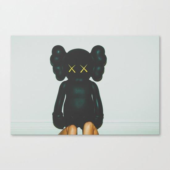 boys are toys Canvas Print