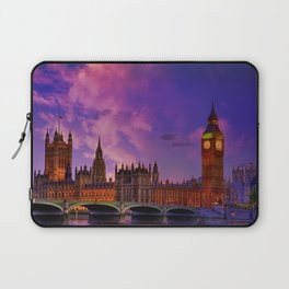 Houses of Parliament - London Laptop Sleeve