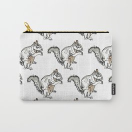 Squirrel Army Carry-All Pouch