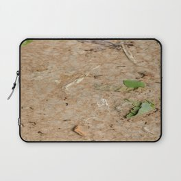 Remains at the Surface II, Killing Fields, Cambodia Laptop Sleeve