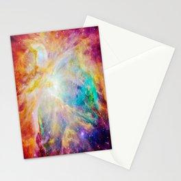 nEBula : Colorful Orion Nebula Stationery Cards