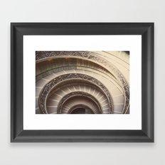 stairway to? Framed Art Print