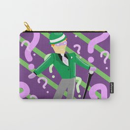 The Riddler Carry-All Pouch