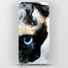 Siamese Cat iPhone 6 Plus Slim Case