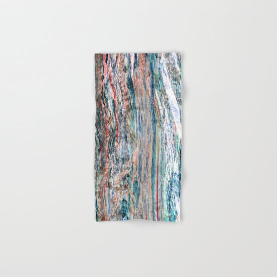 Colorful Mineral Hand & Bath Towel
