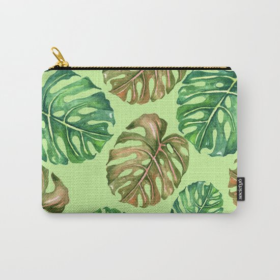 Tropical Summer #1 Carry-All Pouch