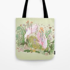 Lifeblood Tote Bag