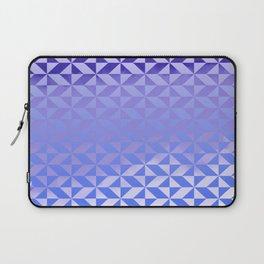 Magic Vibrations (Blue) Laptop Sleeve