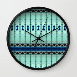 Cargo Cells Wall Clock