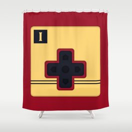 family game [JP] Shower Curtain