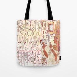 Ancient Egypt smartphones Tote Bag