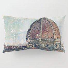 Florence - Cattedrale di Santa Maria del Fiore Pillow Sham