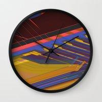 data Wall Clocks featuring Data Path by dBranes