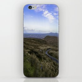 Mountain Roads iPhone Skin