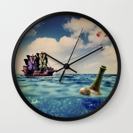Take My Dream Away  Wall Clock