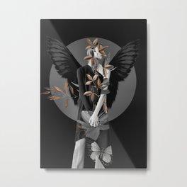Angel 2a Metal Print