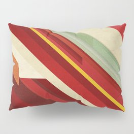 Diagonal Pillow Sham