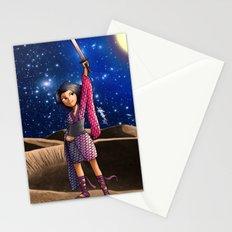 Mercury Princess Stationery Cards