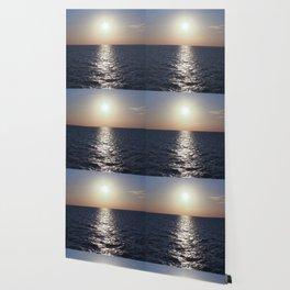Sunset, Santorini Wallpaper