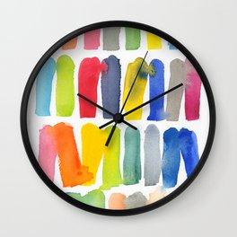 Manifest Beautiful Possibilities Wall Clock