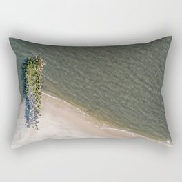 Undefined Jetty Rectangular Pillow