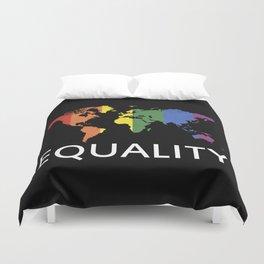 Equality Duvet Cover
