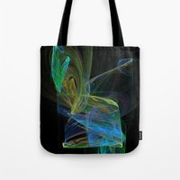 drunk Tote Bags featuring Drunk by Christy Leigh