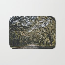 Wormsloe Live Oak Avenue - Savannah II Bath Mat