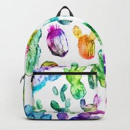 Cactus Rainbow Backpack
