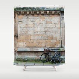 Old-world Shower Curtain