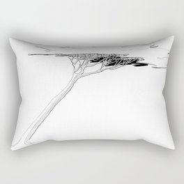 The Special Tree Rectangular Pillow