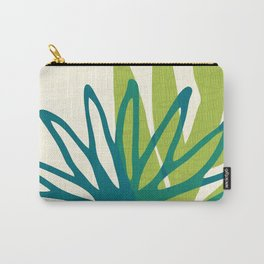 Whimsical Greenery Carry-All Pouch
